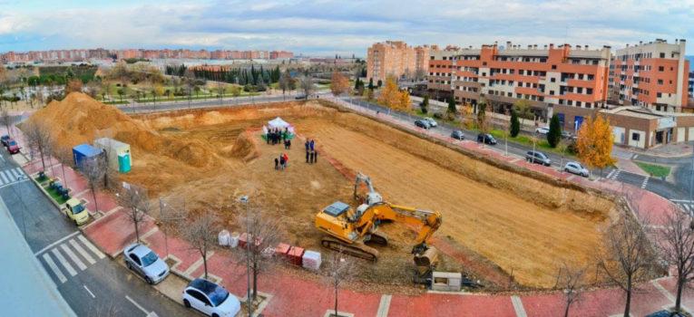 Primera piedra del Nuevo centro Vitalia Home en Torrejón de Ardoz