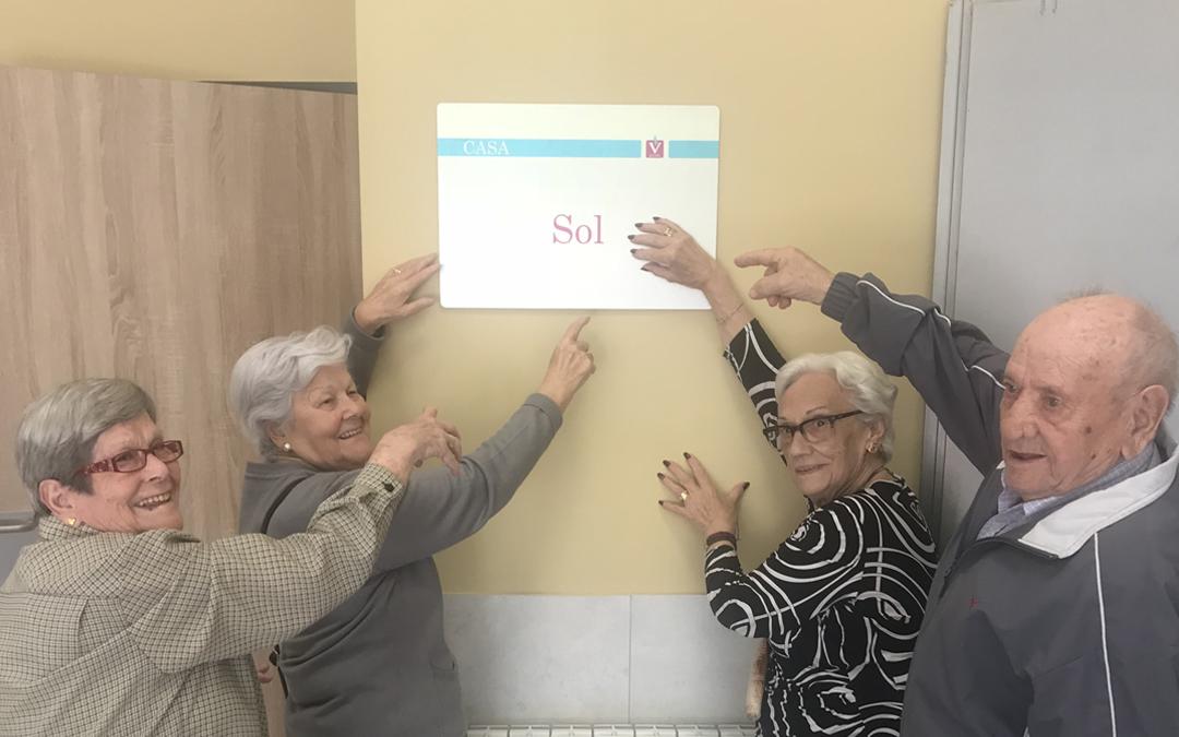 Vitalia Leganés estrena Unidad de convivencia: CASA SOL
