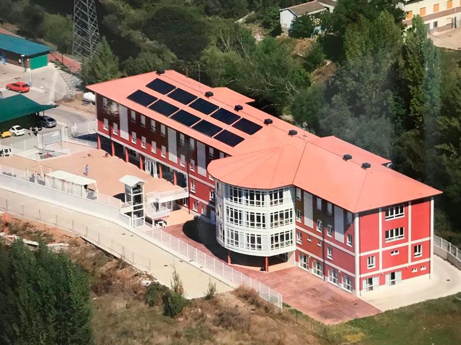 Nuevo centro Vitalia en Cervera del Pisuerga