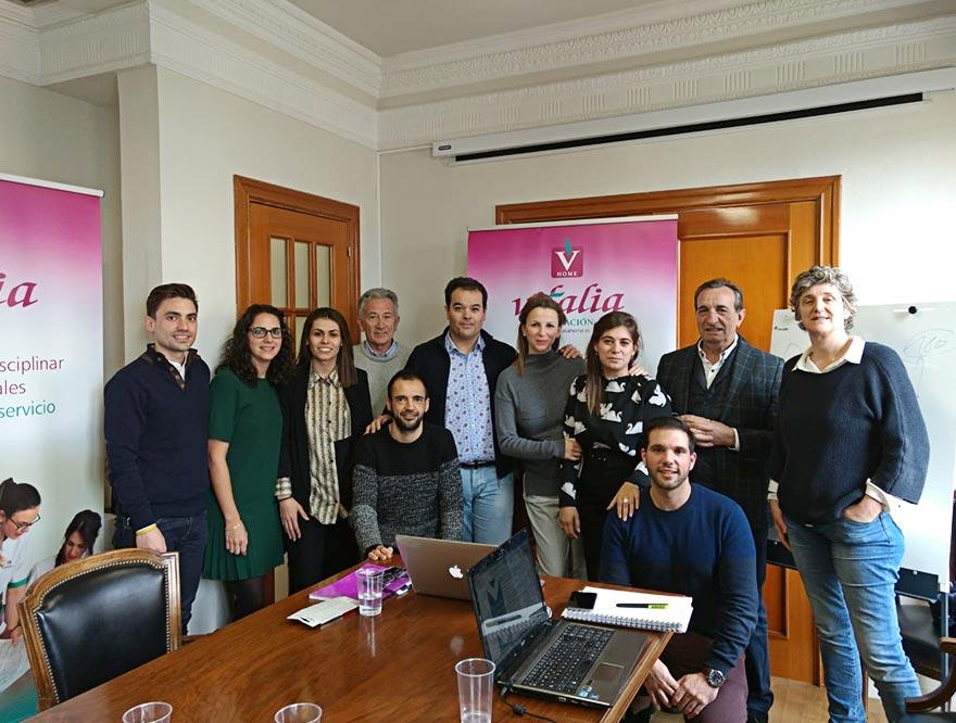 Vitalia Plus acreditará sus Centros Libres de Sujeciones