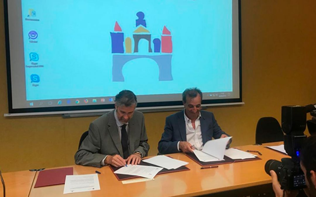 Convenio entre la Universidad de Burgos y Vitalia Home para investigar tratamientos no farmacológicos de las demencias en salas multisensoriales