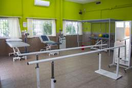 sala de gimnasio centro discapacitados rga granada