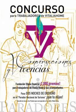 cartel concurso vitalia home trabajadores