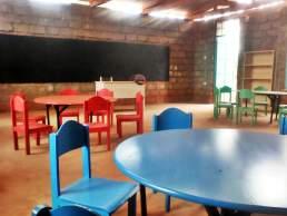 fabricacion de material escolar para colegio en kenia